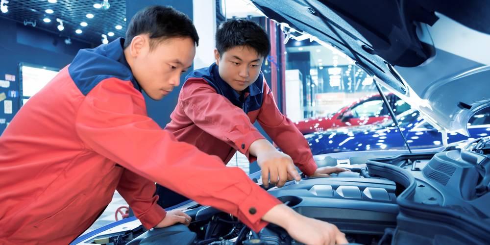 Aktien zu Autohersteller Asien