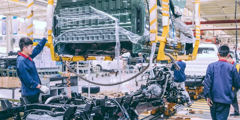 Aktien zu Autohersteller China