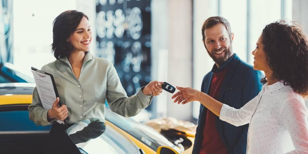 Aktien zu Autovermietung