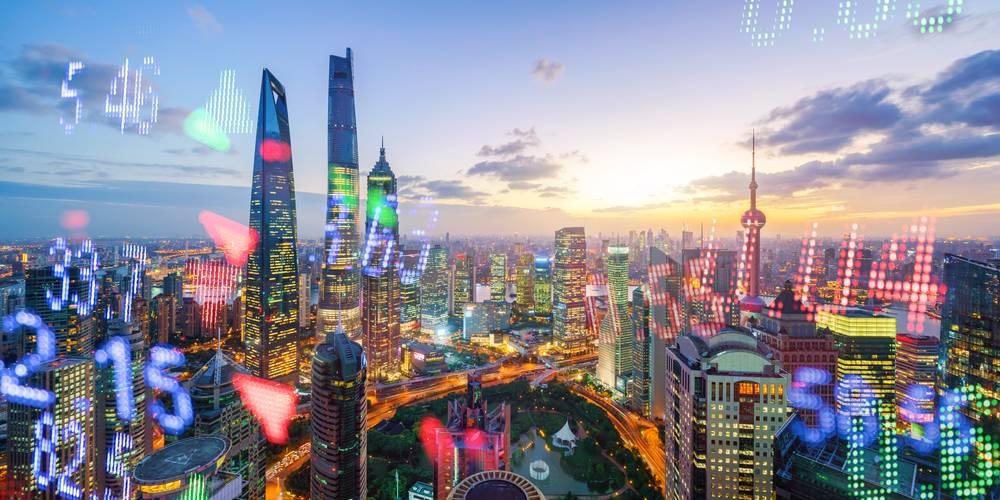 Aktien zu Banken China