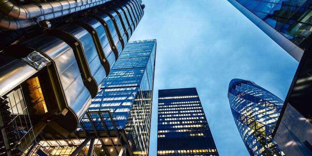 Aktien zu Banken Großbritannien
