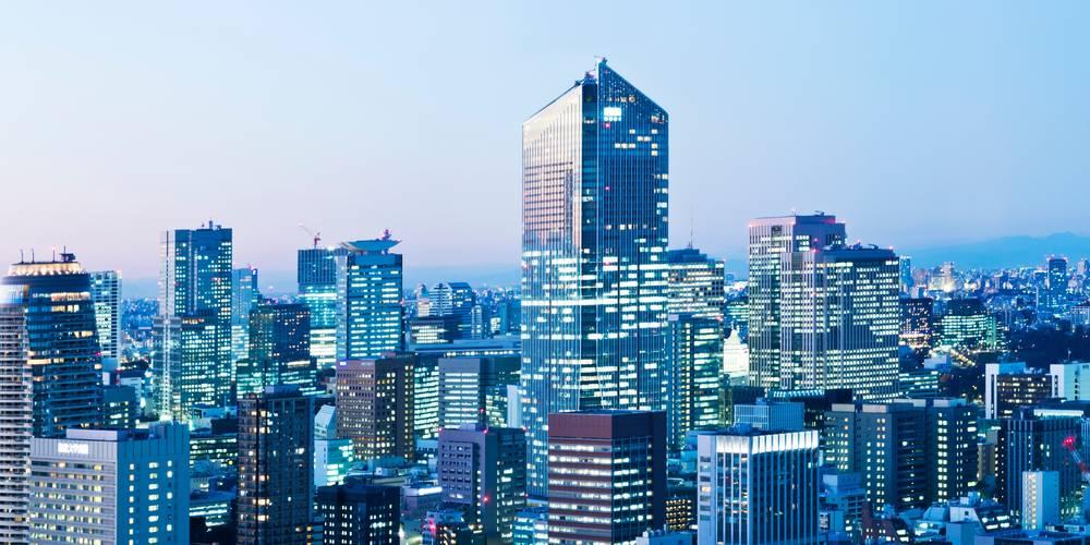 Aktien zu Banken Japan