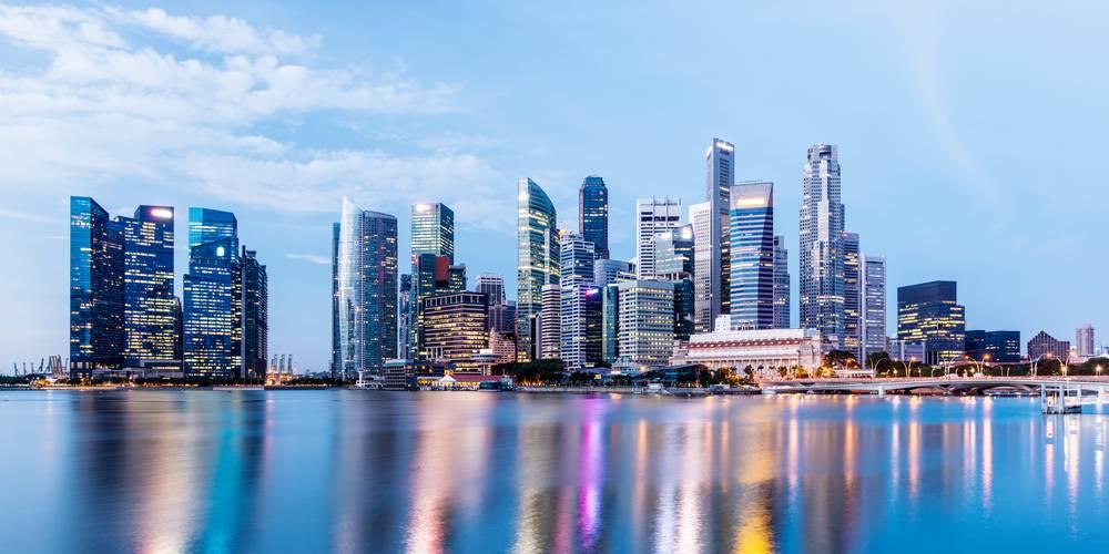 Aktien zu Banken Singapur