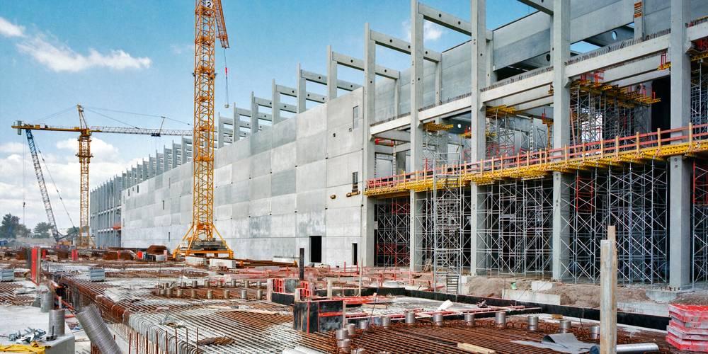 Aktien zu Baufirmen