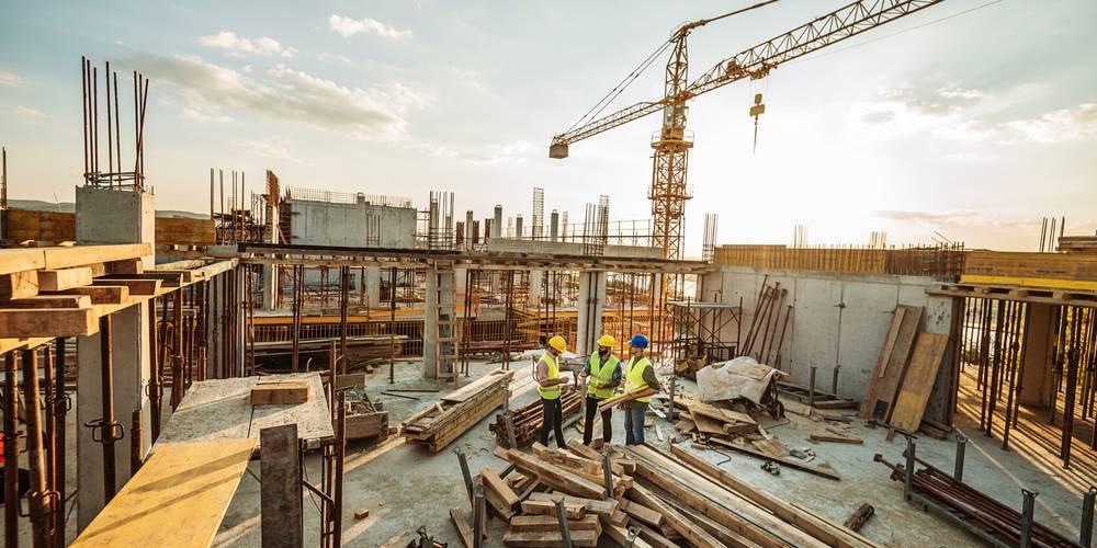 Aktien zu Baugewerbe-Deutschland