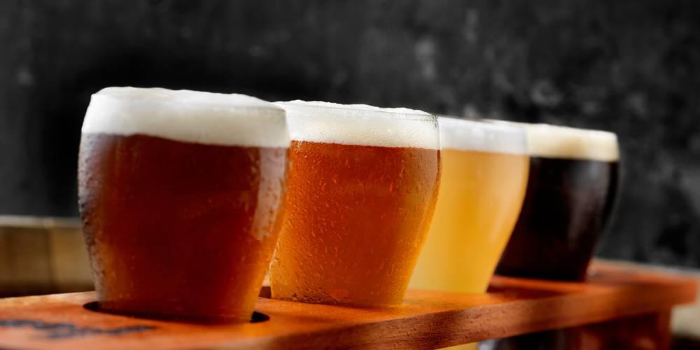 Aktien zu Bier