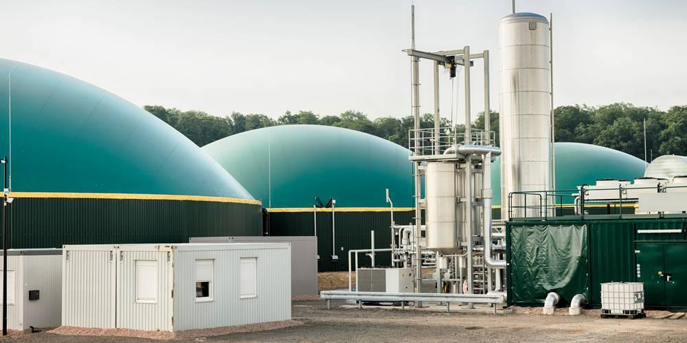 Aktien zu Biogas, Biomasse