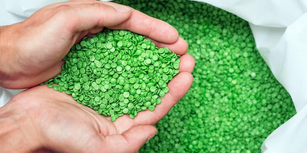 Aktien zu Bioplastik