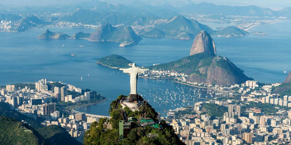 Aktien zu Brasilien