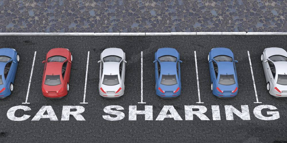 Aktien zu Carsharing