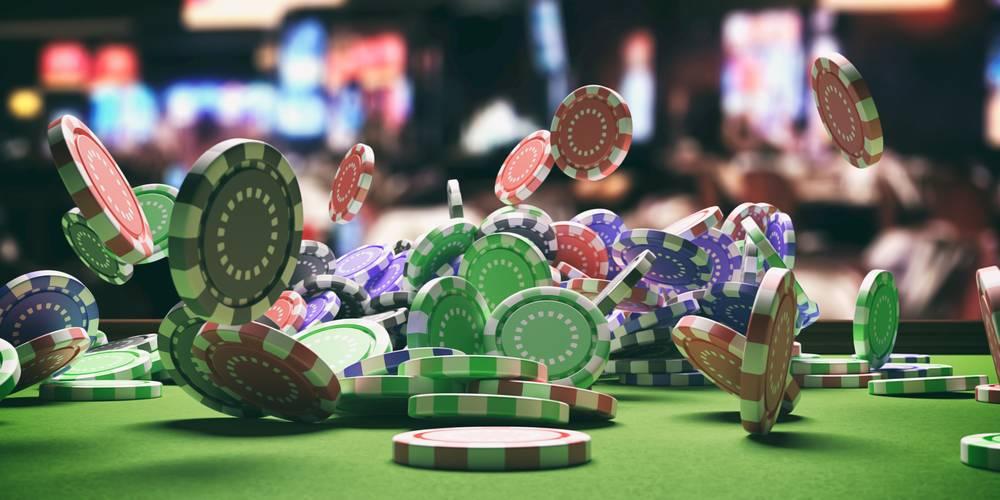 Aktien zu Casinos Glückspiel