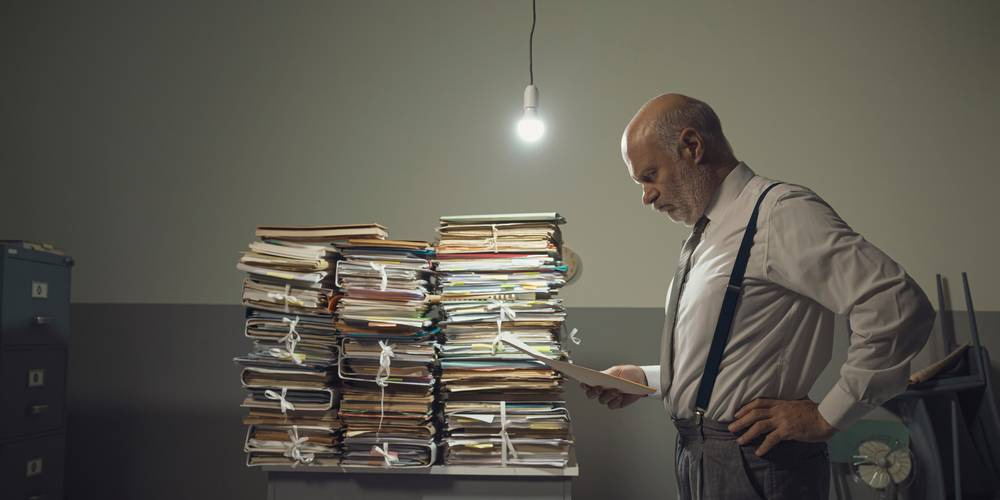 Aktien zu Dokumentenmanagement