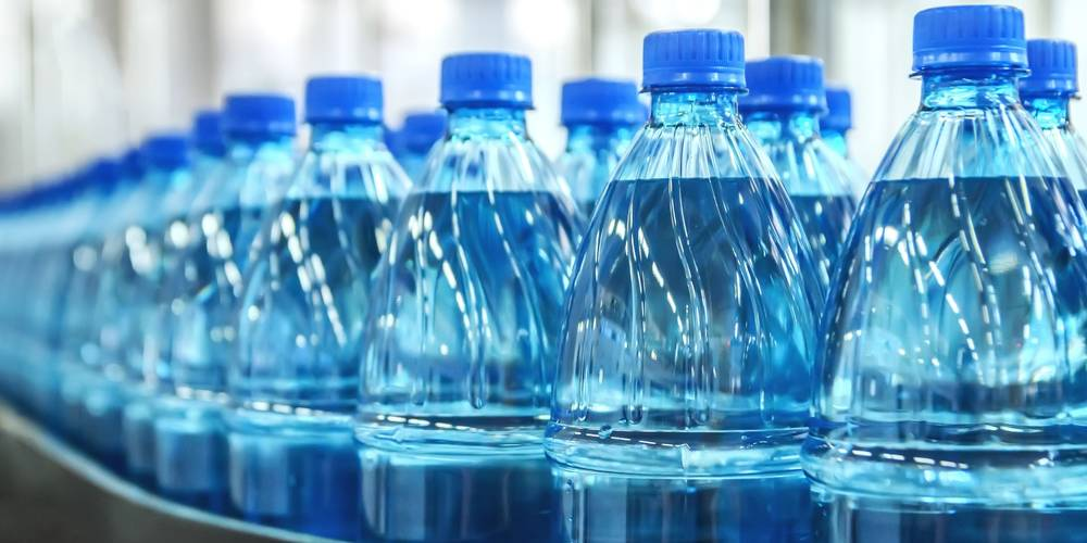 Aktien zu Flaschenwasser