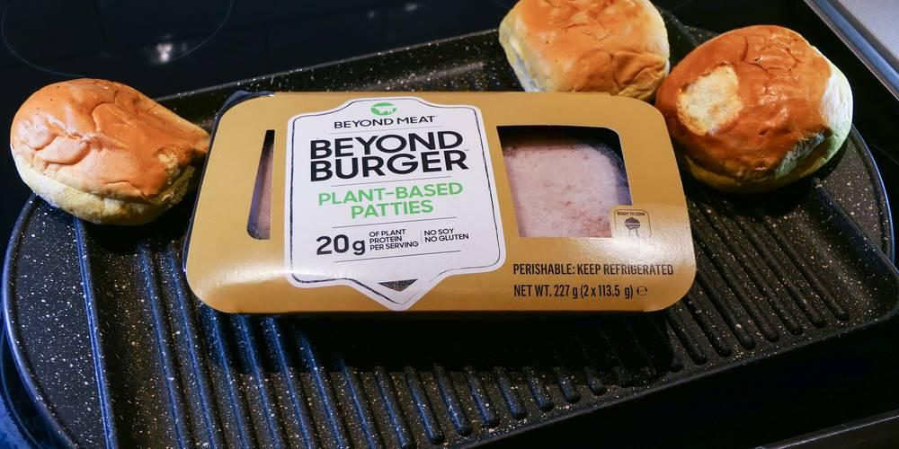 Aktien zu Fleischersatz