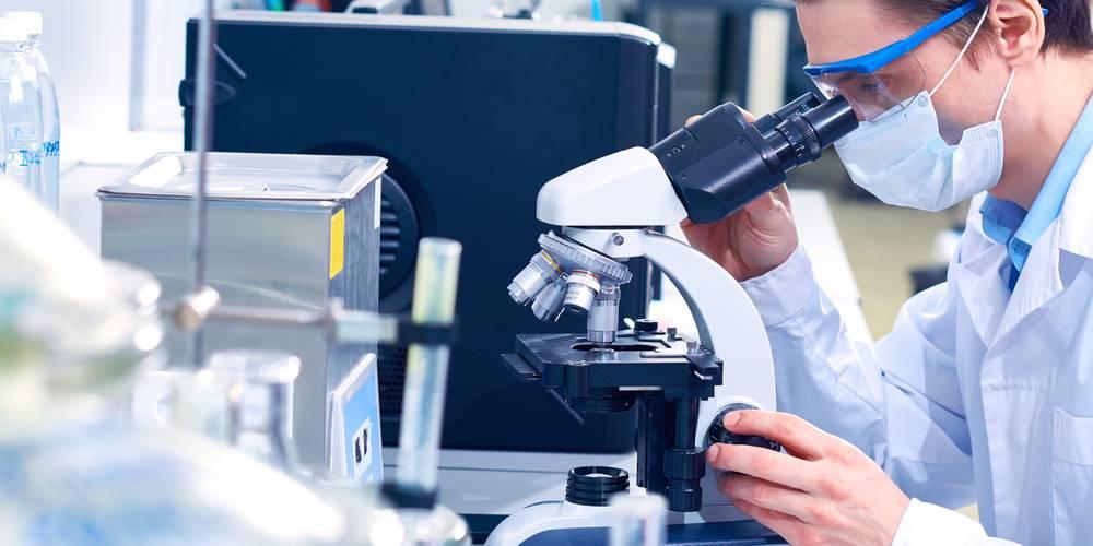 Aktien zu Forschung-Ausrüstung