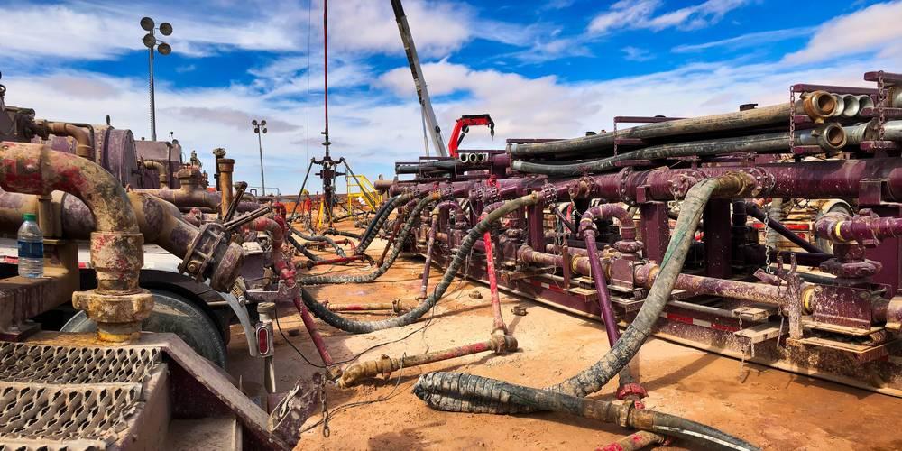Aktien zu Fracking-Zulieferer