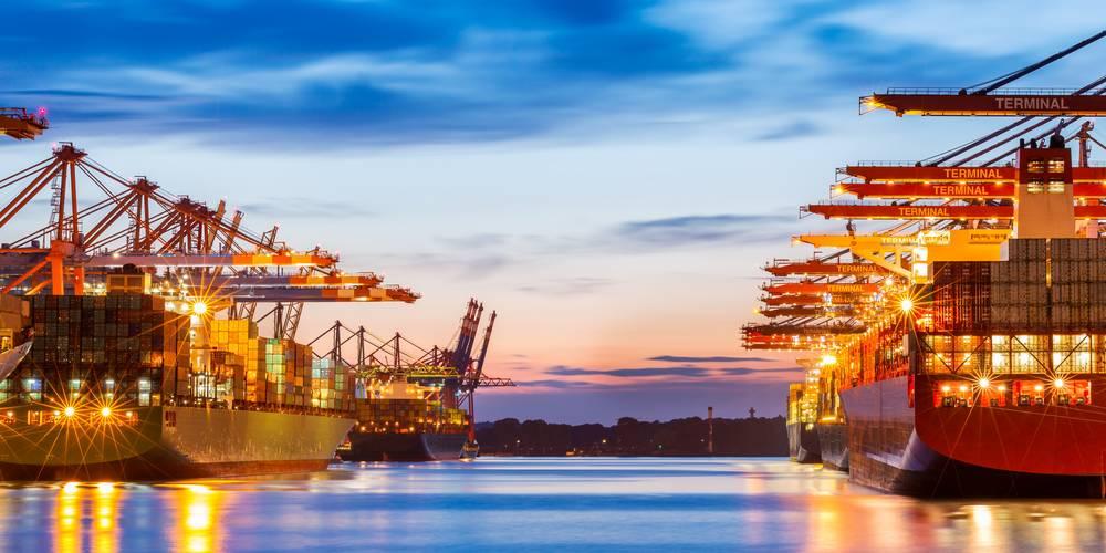 Aktien zu Hafenbetreiber