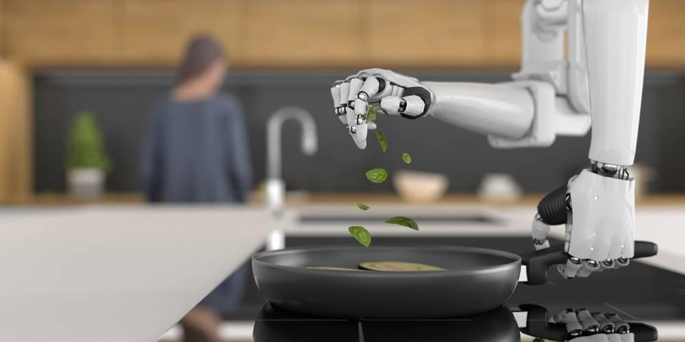 Aktien zu Haushaltsroboter