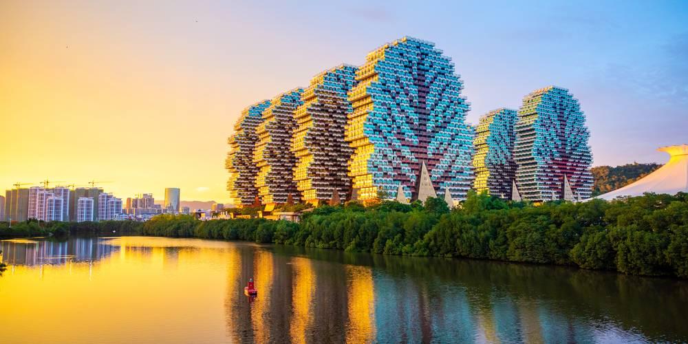 Aktien zu Hotels China