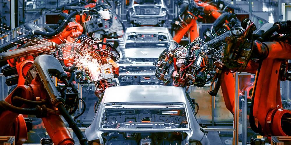 Aktien zu Industrieroboter