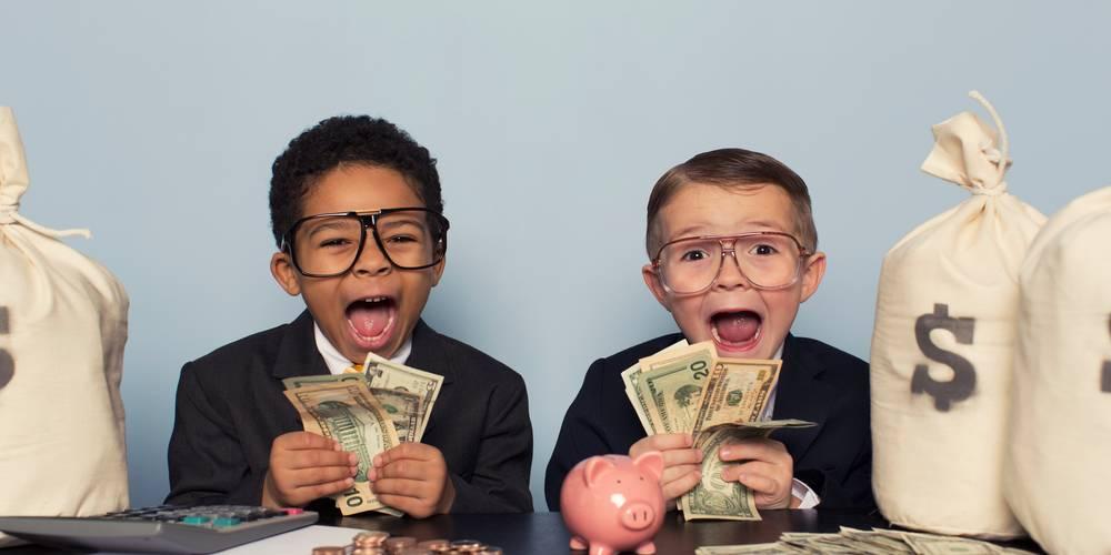 Aktien zu Investmentbanking