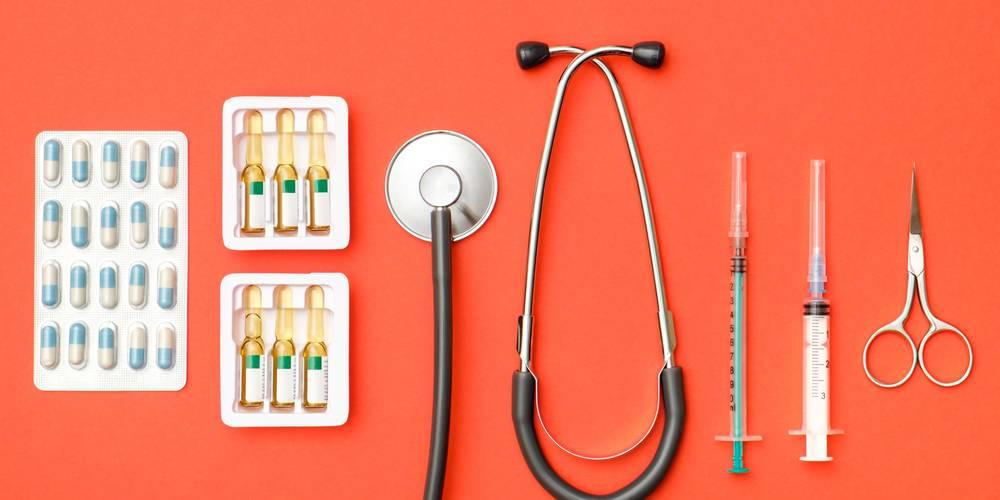 Aktien zu Medizinprodukte
