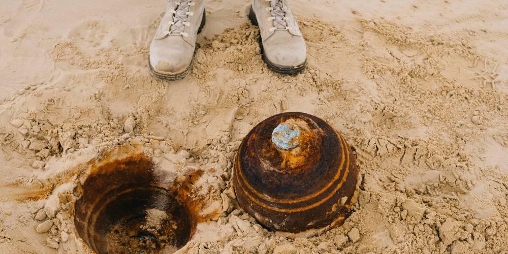 Aktien zu Minen- Bombenschutz