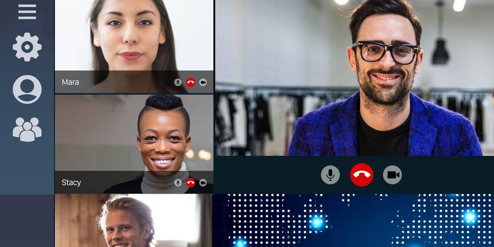 Aktien zu Online-Collaboration