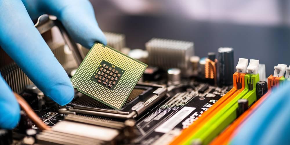 Aktien zu Prozessor CPU