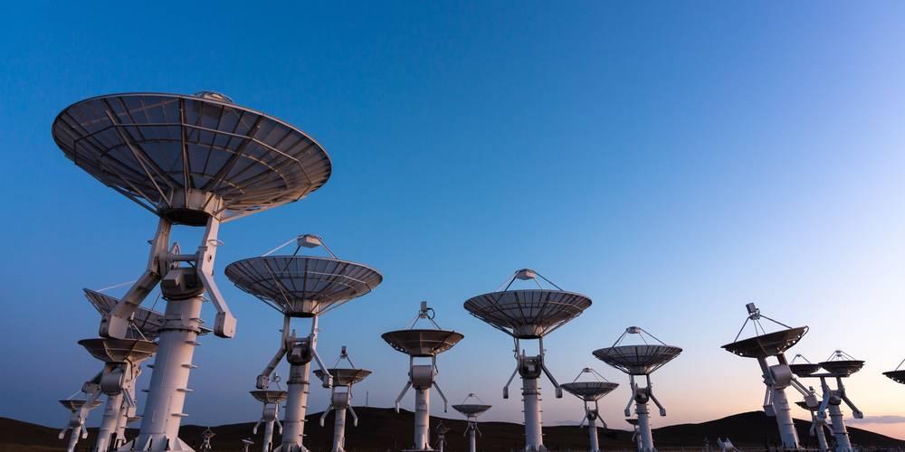 Aktien zu Satellitentelefonie