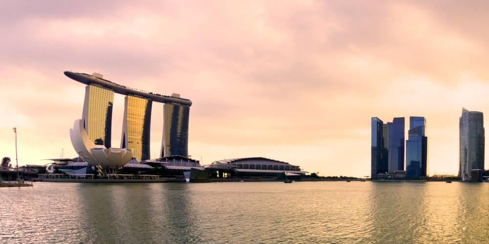Aktien zu Singapur