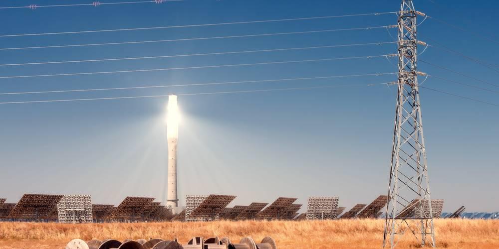 Aktien zu Solarthermie