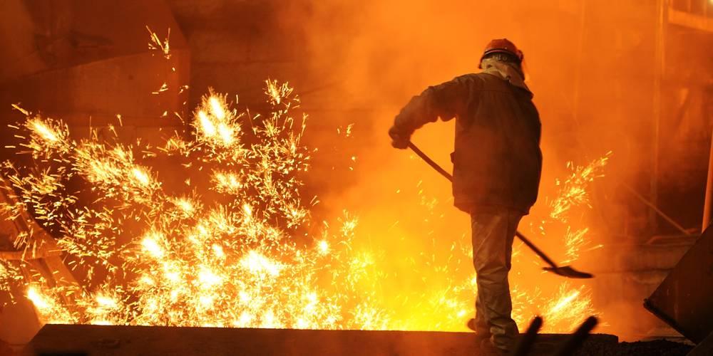 Aktien zu Stahl