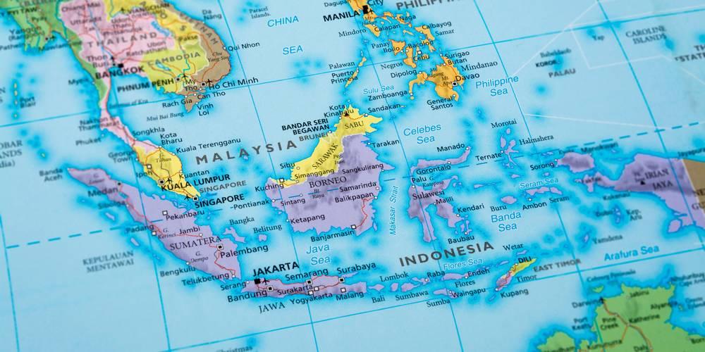 Aktien zu Südostasien