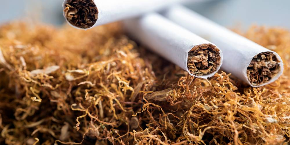 Aktien zu Tabak