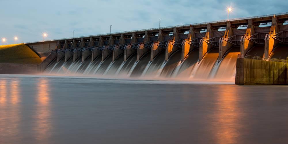 Aktien zu Wasserkraft
