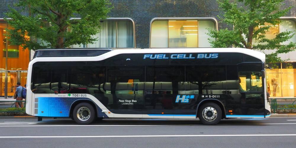 Aktien zu Wasserstoff Verkehr