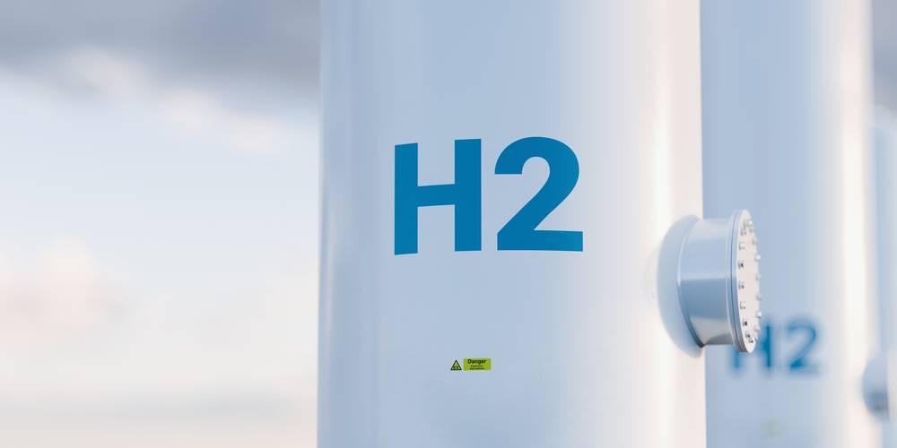 Aktien zu Wasserstoff