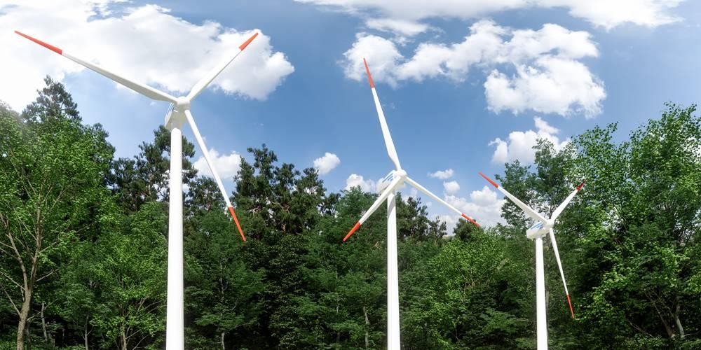 Aktien zu Windenergie-Zulieferer