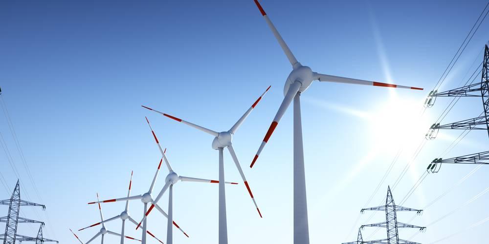 Aktien zu Windkraft-China