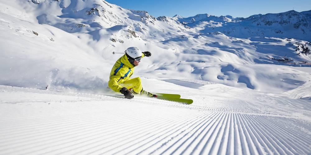 Aktien zu Wintersport, Skifahren