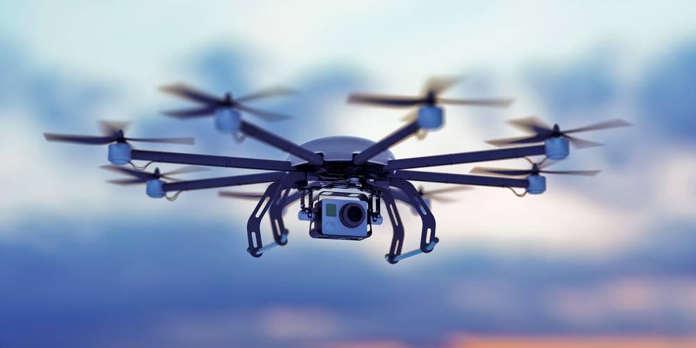 Aktien zu zivile Drohnen