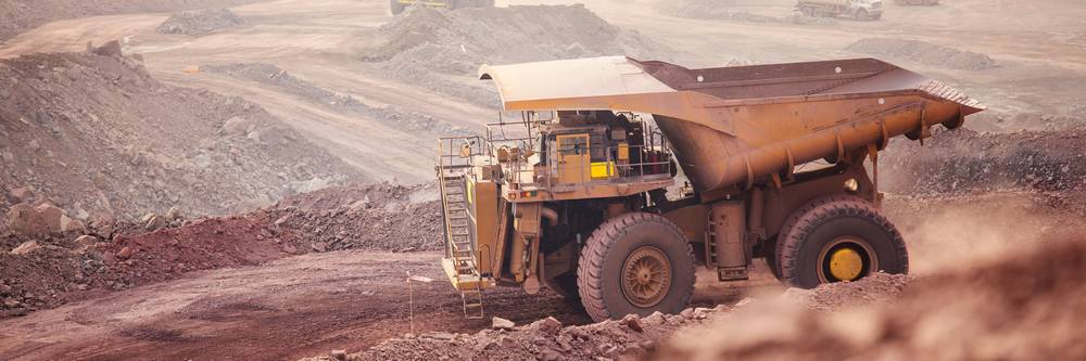 Aktien zu Bergbau-Zulieferer