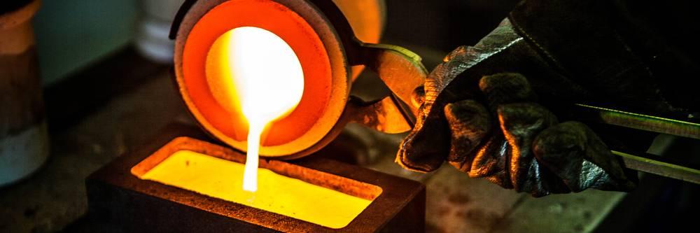 Aktien zu Gold - Dienstleistung