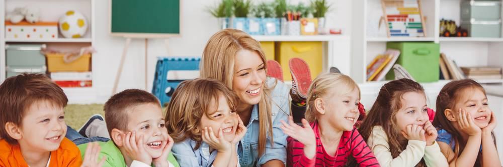Aktien zu Kinderbetreuung