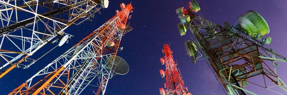 Aktien zu Mobilfunk-Sendemasten