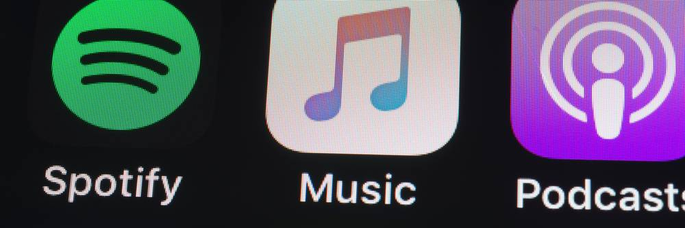 Aktien zu Online-Musik