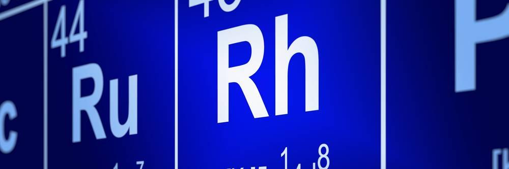 Aktien zu Rhodium