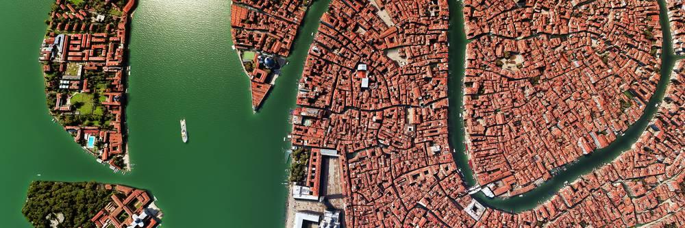 Aktien zu Satellitenbilder