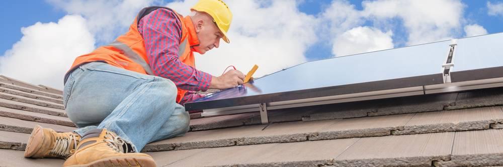 Aktien zu Solarinstallation